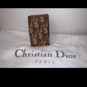 Christian Dior 6 key holder